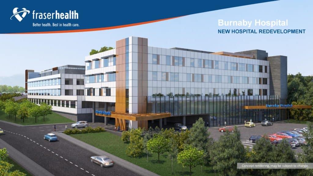 Burnaby Hospital Redevelopment