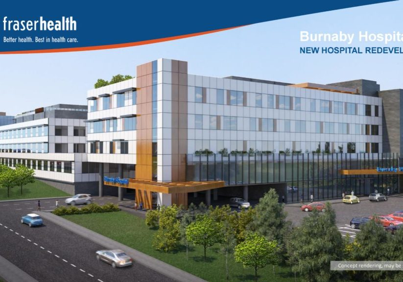 Burnaby Hospital Redevelopment