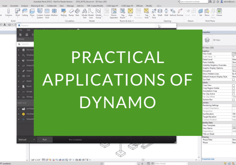 Practical applications of Dynamo